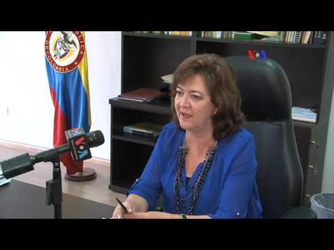 Colombianos en Venezuela listos para el plebiscito