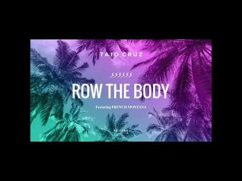Row The Body - Taio Cruz Ft French Montana - FG Remix - DJ Flavio Guanabara