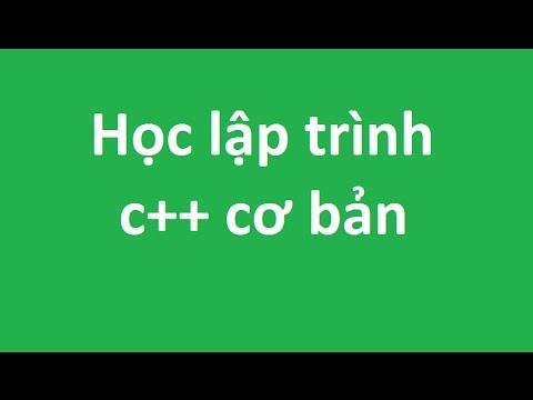 C++ – 24 – Thuật toán CHÈN thêm 1 phần tử vào mảng | Học C++ cơ bản