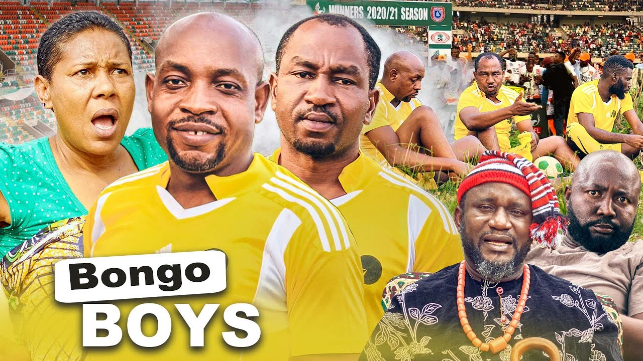 Download BONGO BOYS SEASON 1 (New Hit Movie) 2021 LATEST NIGERIAN COMEDY MOVIE| LATEST NOLLYWOOD MOVIE