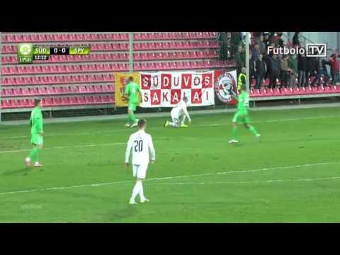 Marius Miskinis - CD - Lithuania Premier League