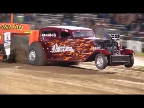 Outlaw Truck & Tractor Pulling - Ep 1616 - Diesel 4x4 / 2 Wheel Drive
