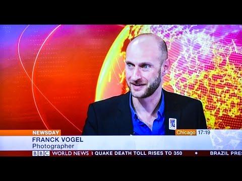 BBC News - Live Interview With Franck Vogel