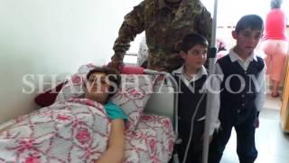 Երևանում եռյակ է ծնվել  հայրը զինվորական է և հպարտանում է, որ բանակ է ճանապարհելու նաև 3 րդ տղային
