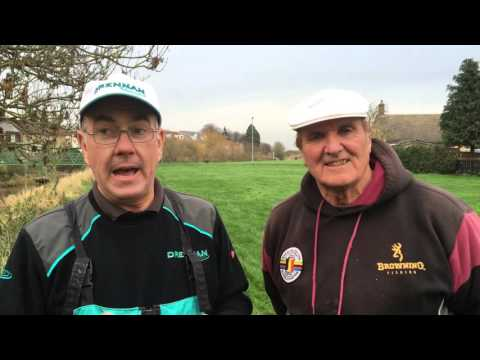 Winter top tips for fishing from Bob Nudd & Alan Scotthorne!