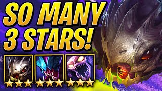 SO MANY 3 STAR PREDATORS WTF! | TFT | Teamfight Tactics Set 2 | League of Legends Auto Chess