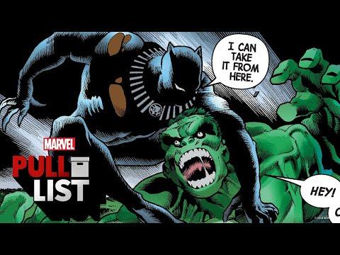 Big Bombastic Battles! AVENGERS #9 and more! | Marvel's Pull List