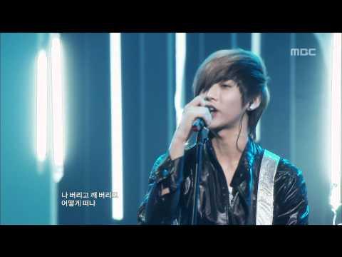 FTISLAND - I Wish, 에프티아일랜드 - 바래, Music Core 20090725