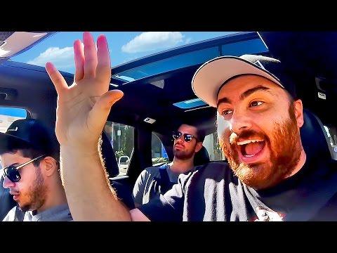Hike In Real Life: Road Trip to LA w/Typical Gamer & Nico!! HikeTheGamer I.R.L. Vlog
