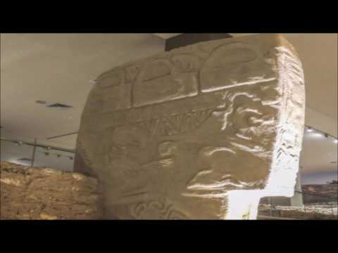In Göbeklitepe, BC In 10950, there were stone tablets describing the meteors that hit the Earth.