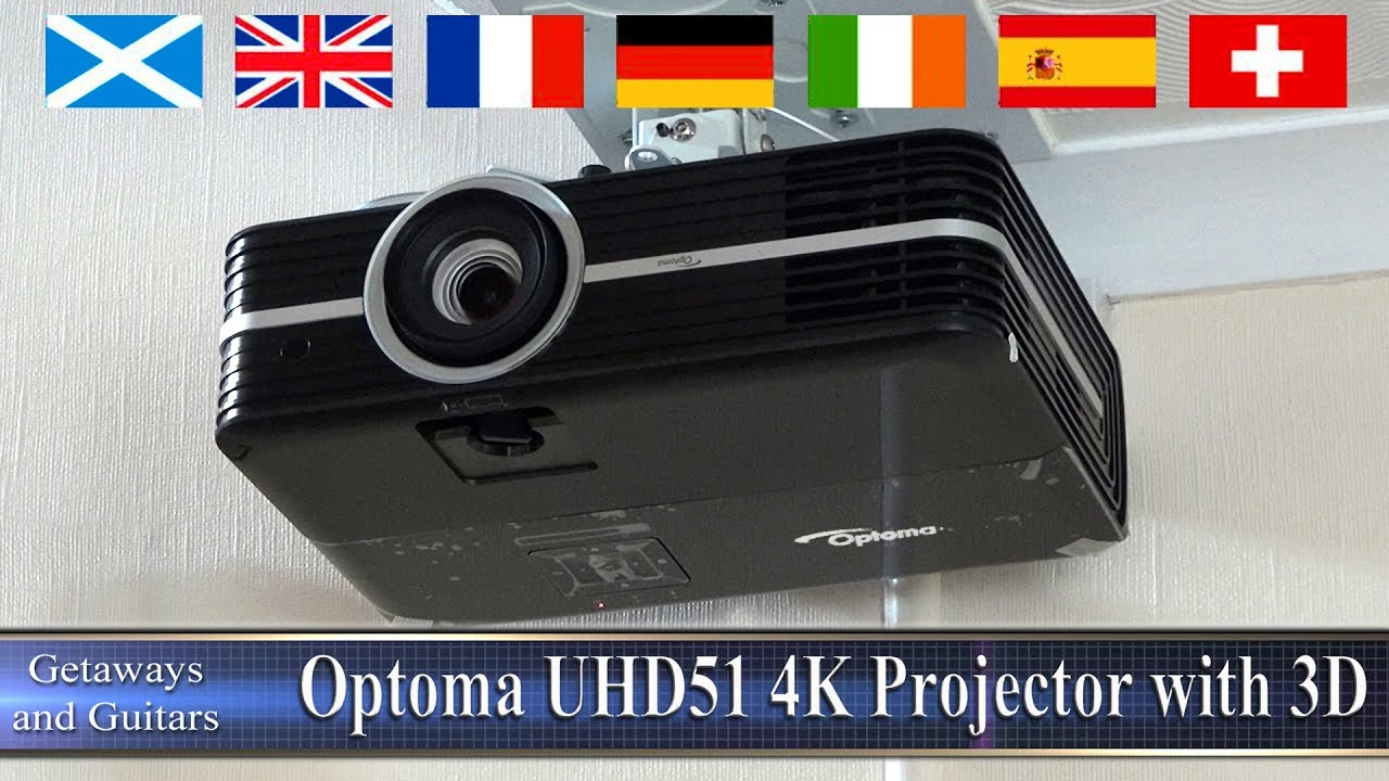 Optoma UHD51A: 4K HDR 3D DLP Projector    w/ Alexa - Page 39