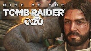 RISE OF THE TOMB RAIDER #020 - Die Schlacht um das Tal | Let