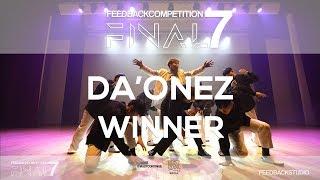 DA'ONEZ [WINNER] | 2019 FEEDBACKCOMPETITION 7 FINAL | 피드백컴페티션7