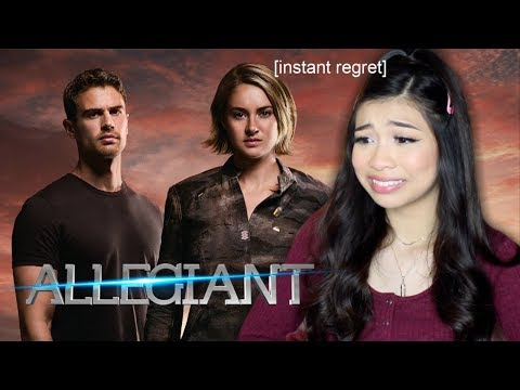 I Sat Through **Allegiant** So You Don't Have To