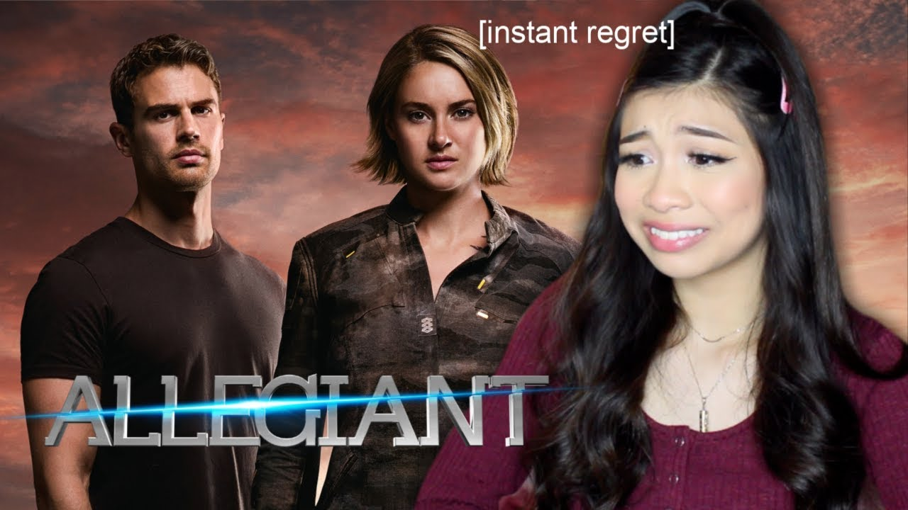 Download I Sat Through **Allegiant** So You Don't Have To