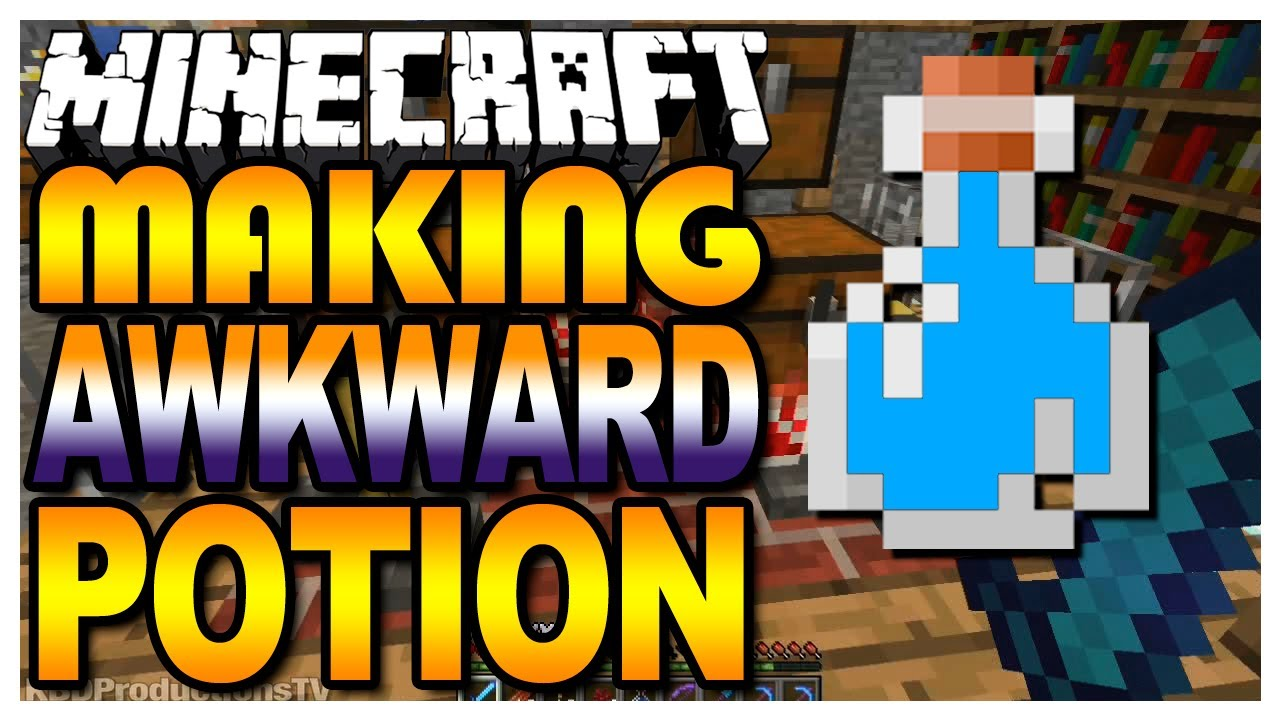 how to use a brewing stand minecraft ps4
