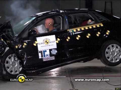 crash test new seat exeo 2010 youtube. Black Bedroom Furniture Sets. Home Design Ideas
