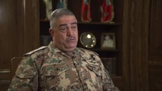 مقابلة حصرية مع رئيس هيئة الأركان المشتركة للقوات المسلحة الأردنية