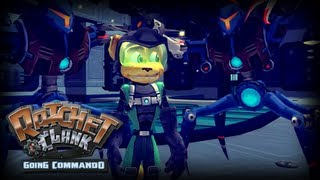 Ratchet & Clank Going Commando HD Gameplay
