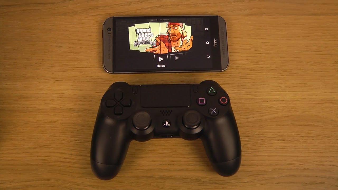 Gta san andreas android mit ps4 controller | GTA San Andreas