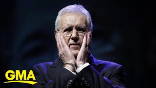 Tributes pour in for longtime 'Jeopardy!' host Alex Trebek l GMA