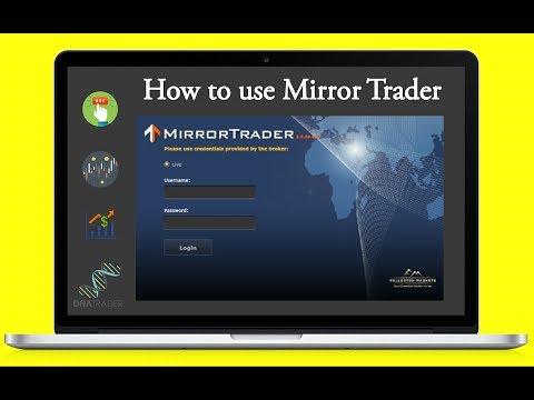 การใช้ระบบ  Mirror Trader (Version 2)