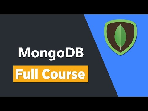 Learn MongoDB - MongoDB Tutorial for Beginners - Getting Started with MongoDB - Part 2/3 thumbnail
