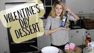 Valentine's Day Dessert: Wobbly Cobbly // Grace Helbig