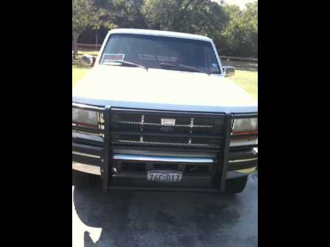 96 Ford F250 Diesel for sale on Craigslist