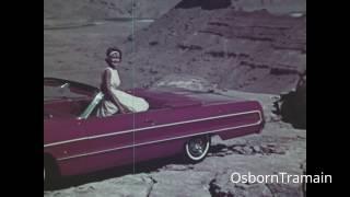 1964 Chevy Impala Commercial -HD BEST COLOR Utah -Castleton Tower aka Castle Rock
