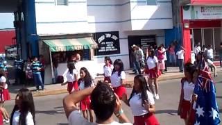 Desfile san Juan bautista tuxtepec 20 / 11 /13