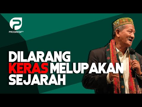 PENTING!!! DILARANG MELUPAKAN SEJARAH | KH. Agoes Ali Masyhuri | #AktifMengaji