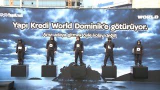 Yapı Kredi World ile Dominik'e gitmek hiç kolay olmadı!