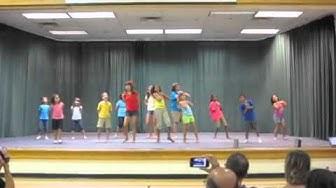 Fairfax ParkTakes Glee Camp Part 1