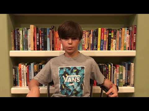 Ethan's April MOST WANTED BOOKS Video