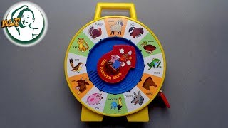 Learn farm animal name and sound with clock
