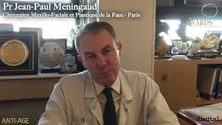 Awards de l'Esthétique Médicale : Place au speaker, 4 questions au Professeur Jean-Paul Meningaud
