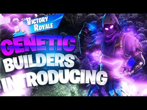 Introducing Genetic Builders : Team Builders