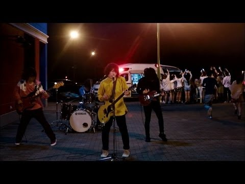 KANA-BOON 『ウォーリーヒーロー』Music Video