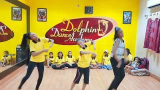 Aitheya Song ll Bharat Movie ll new dance video choreography Ajit kesari from dolphin dance academy
