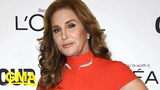 Caitlyn Jenner opposes trans girls competing in school sports l GMA