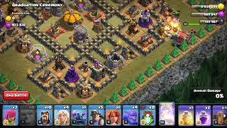 GRADUATION CEREMONY! - New Clash Of Clans Goblin Map! - October 2018 Update!