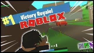 ROBLOX ISLAND ROYALE - Fortnite in ROBLOX!