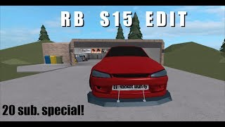ROBLOX RB S15 EDIT [20 SUB. SPECIAL]