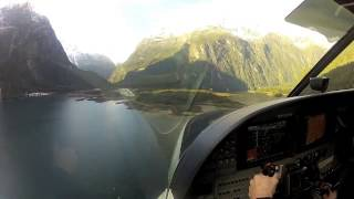 THIS IS WHY WE FLY TO MILFORD SOUND