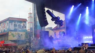 "Marilyn Manson - Rock Is Dead  ""Live@Gröna Lund"""