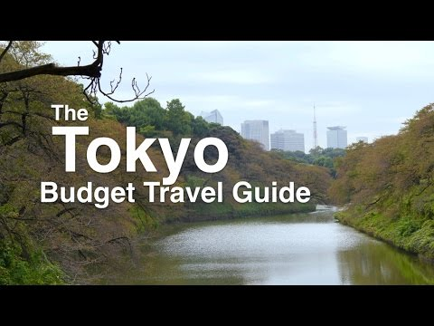 The Tokyo Budget Travel Guide