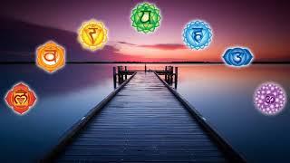 七脈輪平衡寧靜冥想音樂 自然與頌缽音