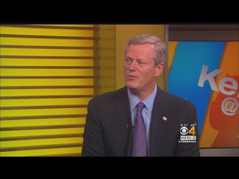 Keller At Large: Will Charlie Baker Run For Another Term As Governor?