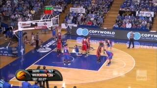 "Adelaide 36ers - Perth Wildcats (Partido 2, ""Grand Final"" NBL 2014)"